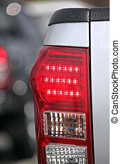 LED Indicator Automobile lamp.