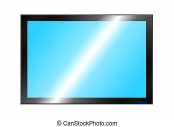 LED, lcd, TV screen