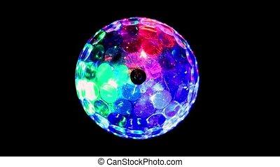 LED Light ball, Full HD