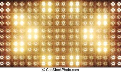 Led light DJ background HD