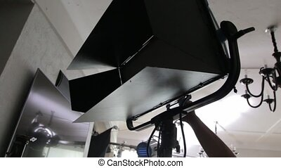 LED Lighting Film Set - LED lighting film set panel...