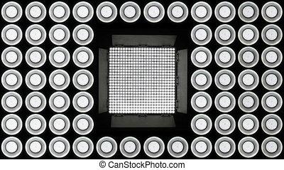 Led Lights Flashing 5 Real Lights