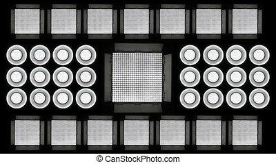 Led Lights Flashing 6 Real Lights