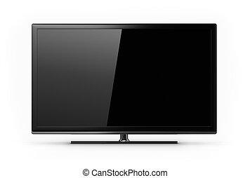LED TV - Technology concept
