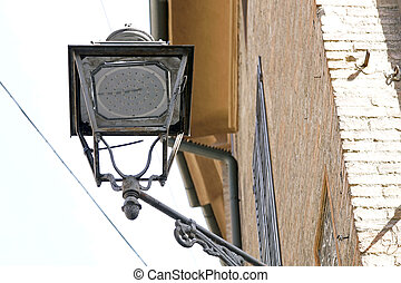 led urban lamp