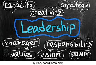 ledarskap, begrepp