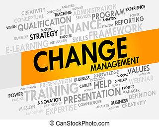 ledelse, ændring