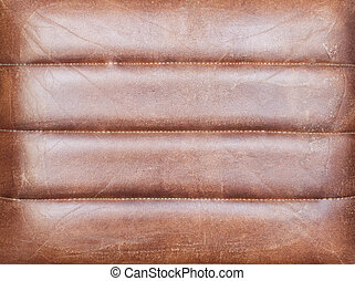 leder, bruine , roodachtig