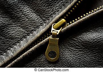 lederene colbert, zipper