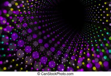 LEDs - RGB Light Emitting DIode display