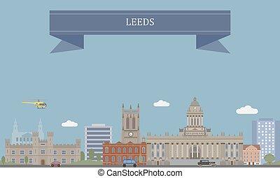 Leeds, England - Leeds,  city in West Yorkshire, England