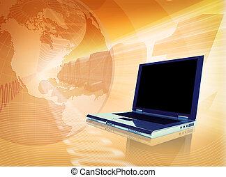 leeftijd, computer