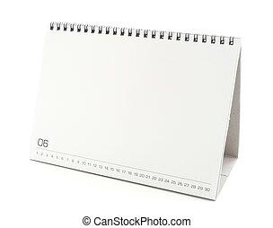 leer, desktopkalender
