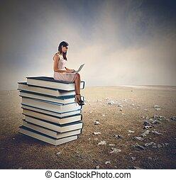 leer, relajar