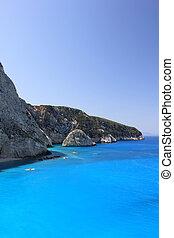 Lefkada porto Katsiki, Greece