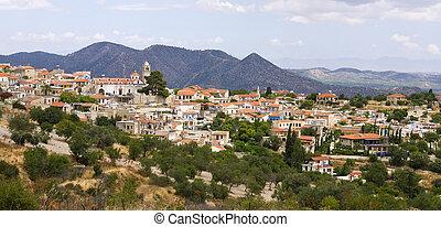 lefkara, 村莊, 塞浦路斯