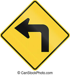 Left Curve Ahead