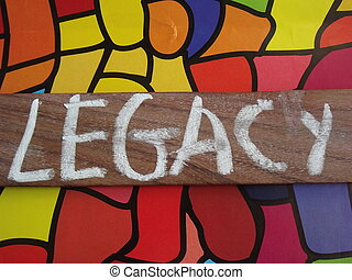 legacy word