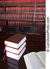 Legal books #19 - Legal books on table - South African Law...
