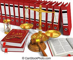 Legal or bidding concept