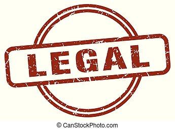legal stamp