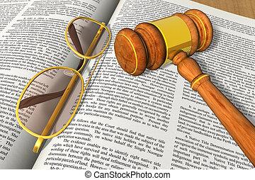 Legal/bidding concept  - Legal/bidding concept