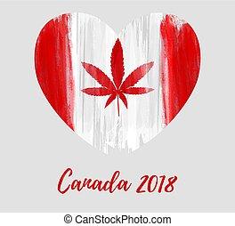 legalization, canapa, canada