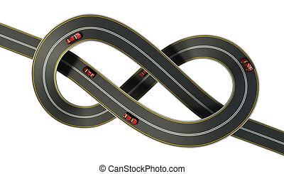 legato, bungle, autostrada