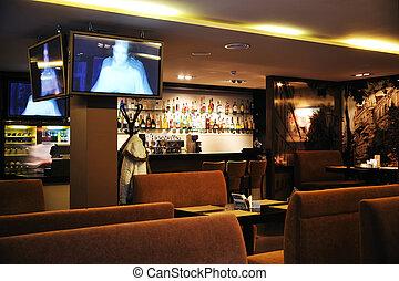 lege, restaurant