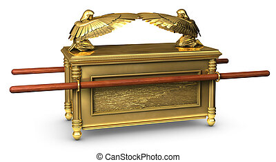 Ark of the Covenant - Legendary Ark of the Covenant from the...