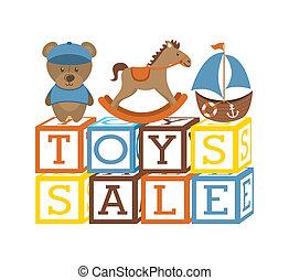 legetøj, iconerne