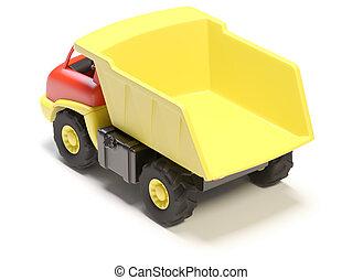 legetøj lastbil