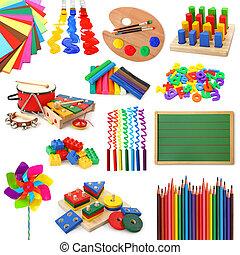 legetøj, samling