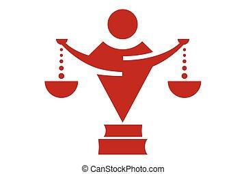 legge, logotipo
