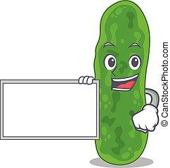 Legionella micdadei cartoon character design style with ...