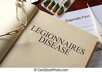 legionnaires, malattia