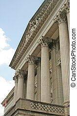 Legislative Building - Legislative building standing...
