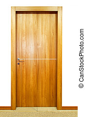 legno, 2, porta