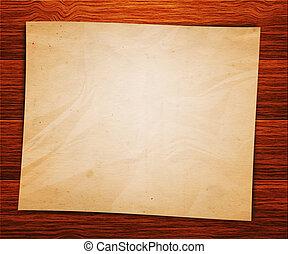 legno, carta