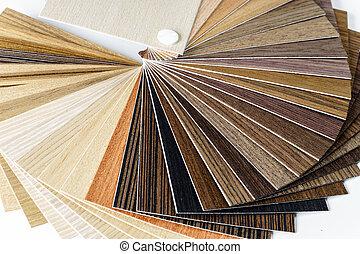 legno, covone, magro, campioni
