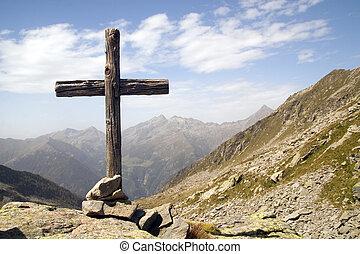 legno, croce