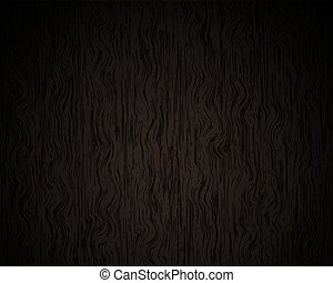 legno duro, vettore, nero, pavimento