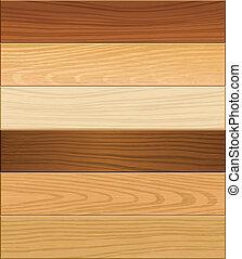 legno, fondo., seamless, struttura