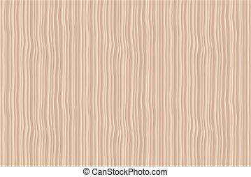 legno, grano, seamless, struttura, fondo., vettore, illustrazione