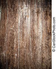 legno, grunge, struttura