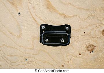 legno, manico