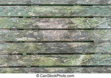 legno, portato fuori