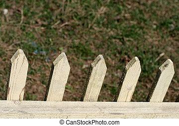 legno, Recinto