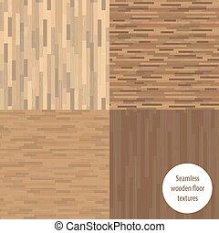 legno, seamless, parquet