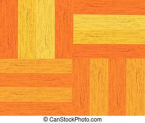 legno, -, seamless, struttura, realistico, vettore, parquet